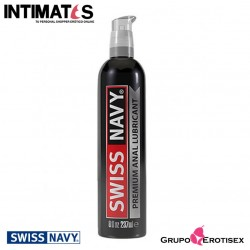 Premium Anal Lubricant 237ml · Swiss Navy