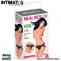 Real Boy · Arnés universal · Real Body