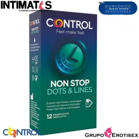 Non Stop · 12 Preservativos · Control
