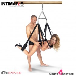 Suspension Straps · Columpio fetiche · Fetish Tentation