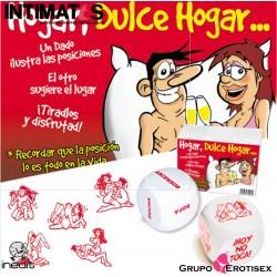 Hogar Dulce Hogar · Dados Hetero Rojo · Inedit