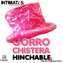 Gorro Chistera Hinchable · Inedit