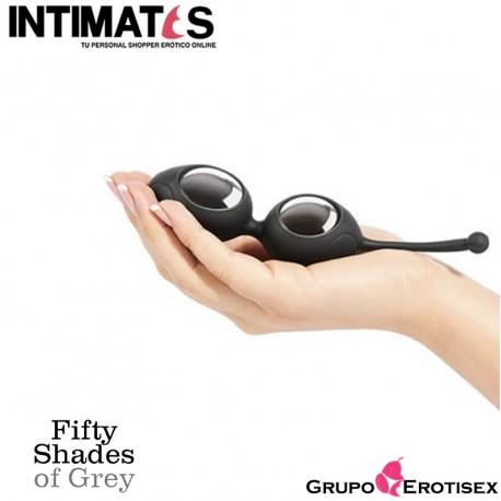 Silicone Ben Wa Balls · Delicious Pleasure · Fifty Shades of Grey