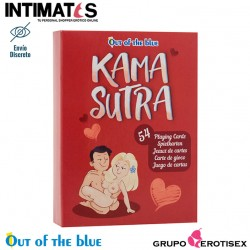 Kamasutra Comics II · Juego de cartas · Out of the Blue