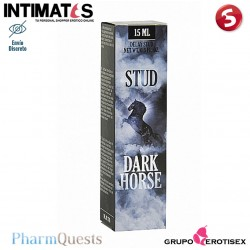 Stud Dark Horse 15ml · Spray retardante · PharmQuest