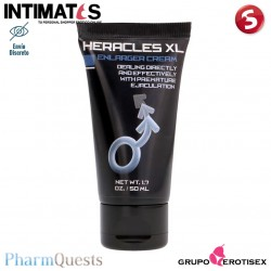 Heracles XL 50ml · Crema retardante · PharmQuest