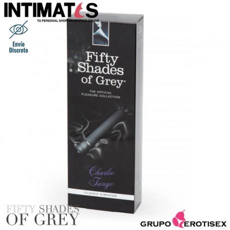 "Charlie Tango · Classic Vibrator · Fifty Shades of Grey, que puedes adquirir en intimates.es ""Tu Personal Shopper Erótico Online"""