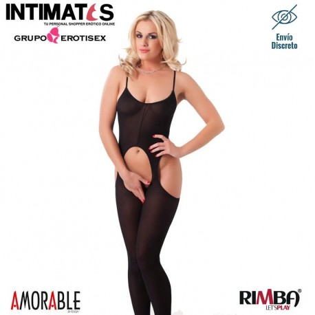 No. 1014 · Catsuit abierto · Amorable by Rimba