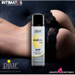 Analyse me! 100ml · Relaxing Anal Glide · Pjur