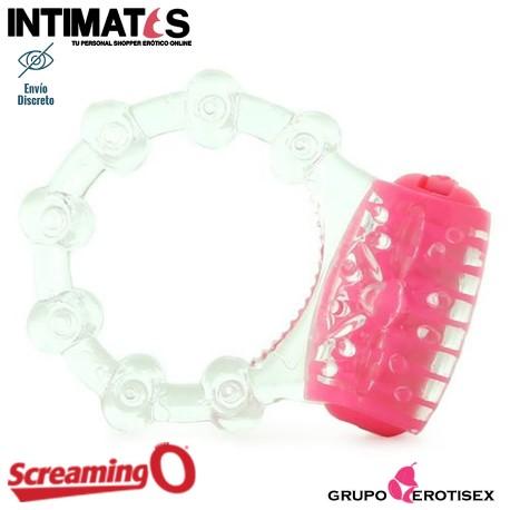 """ColorPoP® Quickie Rosa · Screaming O®, que puedes adquirir en intimates.es """"Tu Personal Shopper Erótico Online"""""""
