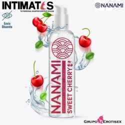 Sweet Cherry 150ml · Lubricante base de agua · Nanami