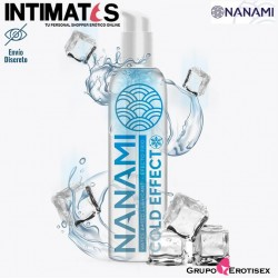 Cold Effect 150ml · Lubricante base de agua · Nanami