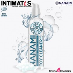 Toy Cleaner 150ml · Limpiador de juguetes en spray · Nanami