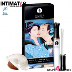 Divine Oral Pleasure Gloss · Coconut Water · Shunga