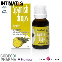 Spanish Drops · Pineapple pleasure  · Cobeco