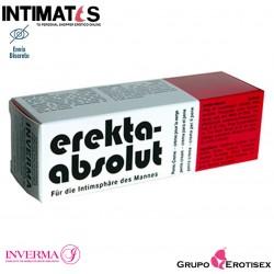 Erekta Absolut · Crema vigorizante · Inverma