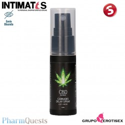 Infused CBD - 20 ml · Spray retardante con cannabidol · PharmQuest