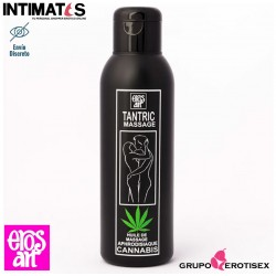 Tantric Massage Cannabis Oil 125ml · Eros-Art