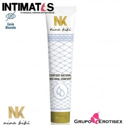 Natural Confort · Gel deslizante acuoso 125ml · Nina Kikí