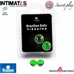 Brazilian Balls Vibrator 2 uds. · Secret Play