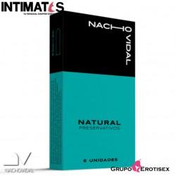 Preservativos Naturales 6 unidades · Nacho Vidal