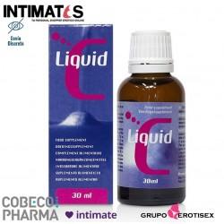 Liquid C · Estimula y mejora el rendimiento · Cobeco