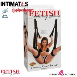 Door Swing · Columpio para puertas · Fetish Tentation