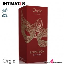 Love Box Hot Night · Set anal noche caliente · Orgie