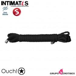 Kinbaku Mini Rope Black - 5m · Ouch!