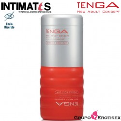 Double Hole Cup · Tenga