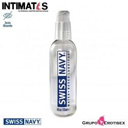 Lubricante a base de agua premium 237ml · Swiss Navy