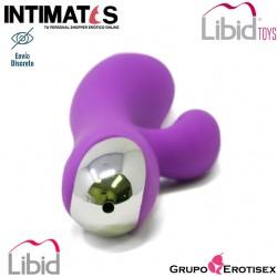 Naga · Vibrador dual - Clítoris + Punto G · Libid Toys