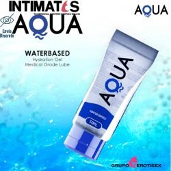 Aqua Quality 50 ml · Lubricante acuoso · Eros