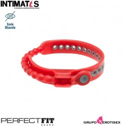 Speed ​​Shift · Anillo rojo ajustable para pene · Perfect Fit