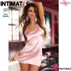Antoniette · Sutil camisón rosa · Beauty Night Fashion