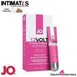 12 Volt · Estimula y aumentar el placer sensual 10 ml · Jo®