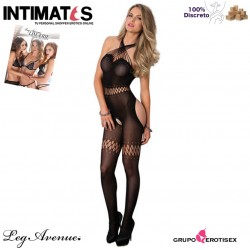 Twist · Halter Bodystocking · Leg Avenue