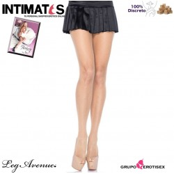No. 9001 · Pantimedias de red nude · Leg Avenue