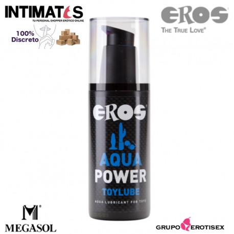Aqua Power Toylube 125 ml · Eros
