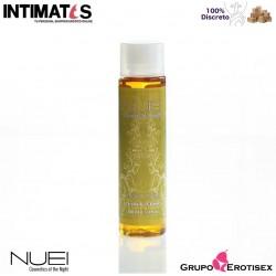 Hot Oil Caramelo*** · Aceite efecto calor 100 ml · Nuei