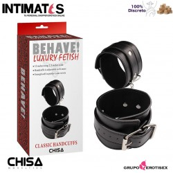 Behave! · Esposas ajustables · Chisa