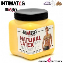 Natural Latex  · Body Paint Líquido · Rimba
