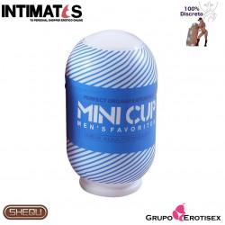 Mini Cup Azul · Masturbador Vagina · Shequ