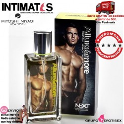 Allure&more VERT 30 ml MEN - Next Generation Pheromones · Miyoshi Miyagi