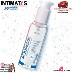 AQUAglide 125 ml · Lubricante base agua · Joydivision