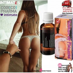Scream Of Pleasure · Gotas estimulantes 15ml · Cobeco