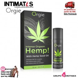 Hemp! Intense Orgasm · Orgie