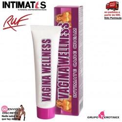 Vagina Wellness · Crema de masaje  para labios vulvares · Ruf