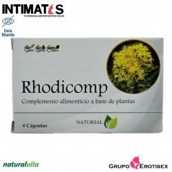 Rhodicomp · Ayuda a mejorar las relaciones de pareja · Natural Vita