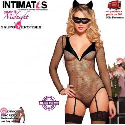 Catwoman · Conjunto sexy mujer gata· Seven'til Midnight